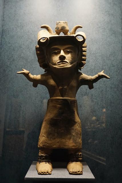 Representación de Origen de la Vida, Museo Nacional de Antropología, México