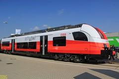 Siemens Desiro ML �BB cityjet #A-OBB 94 81 7046 030-7 & A-OBB 94 81 4746 530-6