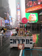 Alyssa Elsman RIP Memorial - Times Square 2017 NYC 6354