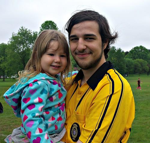 soccer, Gabe, daddy