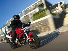 Ducati 696 MONSTER 2008 - 35