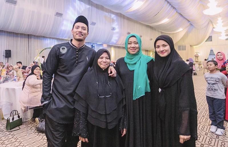 Majlis Kesyukuran Fattah Amin &Amp; Nur Fazura