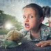 A gentle way to pull another milk tooth by John Wilhelm is a photoholic