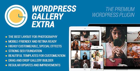 Gallery Extra WordPress Plugin free download