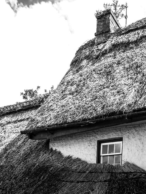 Ireland - Adare - Cottage