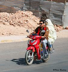 Tinghir & Area, Morocco 2008