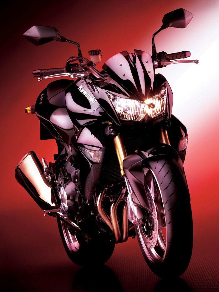 Kawasaki Z 1000 2007 - 3