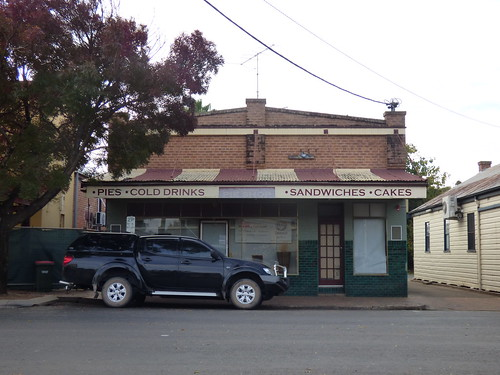 Denman, NSW, May 2017