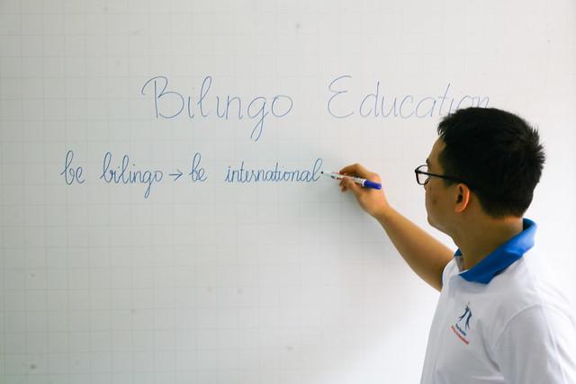 Bilingo Education nơi chọn mặt gửi vàng để học tiếng Anh