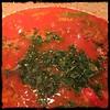 #Pork #Sausage and #Peppers #Sugo #Homemade #CucinaDelloZio - add salt pepper and basil (taste)