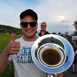Marschmusikprobe 2017