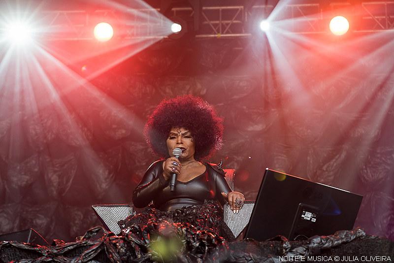 Elza Soares - NOS Primavera Sound '17