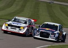 Audi S1 EKS RX quattro #1, Audi Sport quattro S1