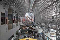 Japan - Tag 3 - Kyoto Station