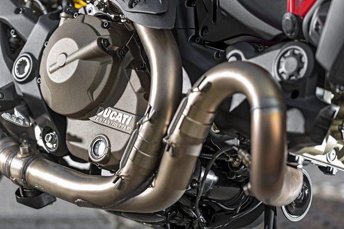 Ducati 821 Monster 2014 - 15