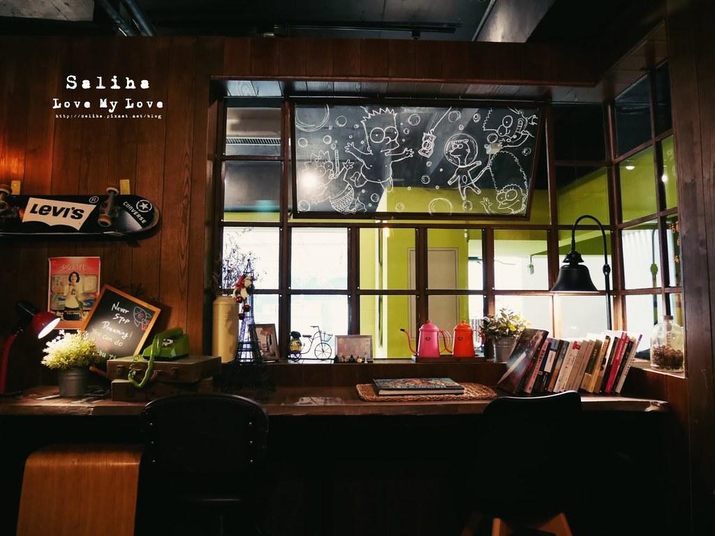 台北東區下午茶推薦Longtimeago Cafe 夢遊咖啡館 (8)
