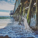 Under the Pier... - Old Orchard Beach Maine by Jonmikel & Kat-YSNP