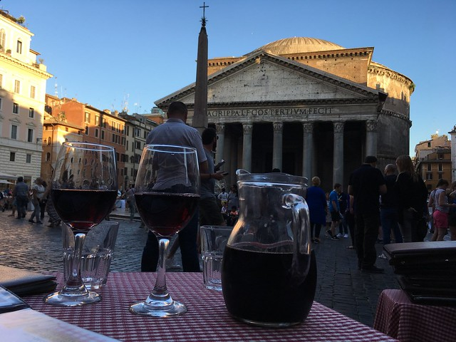 House red wine - Napoletano's Pantheon