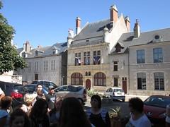 26. Mai 2017 - 10:41 - Partnerschaftsverein Vlotho - Aubigny: Ausflug nach Beaugency, 26.5.2017.