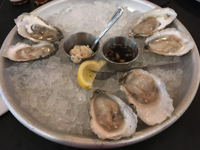 Assorted oysters - Rapp Session