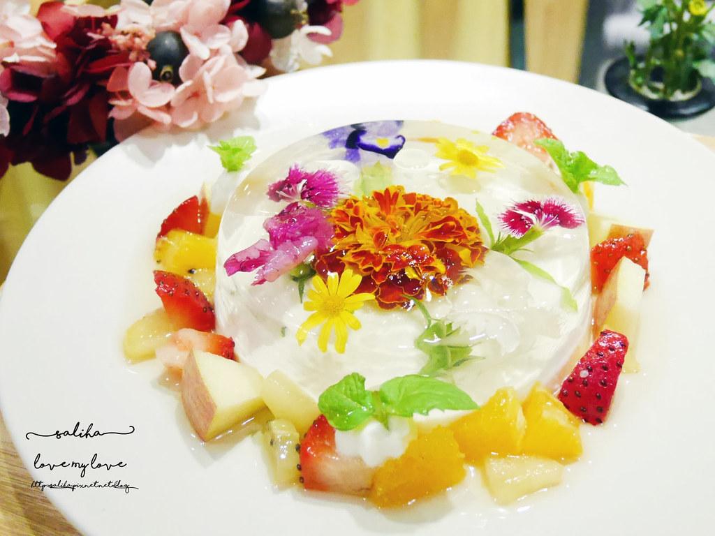 台北信義區花店咖啡館餐廳推薦FUJI FLOWER CAFE (40)