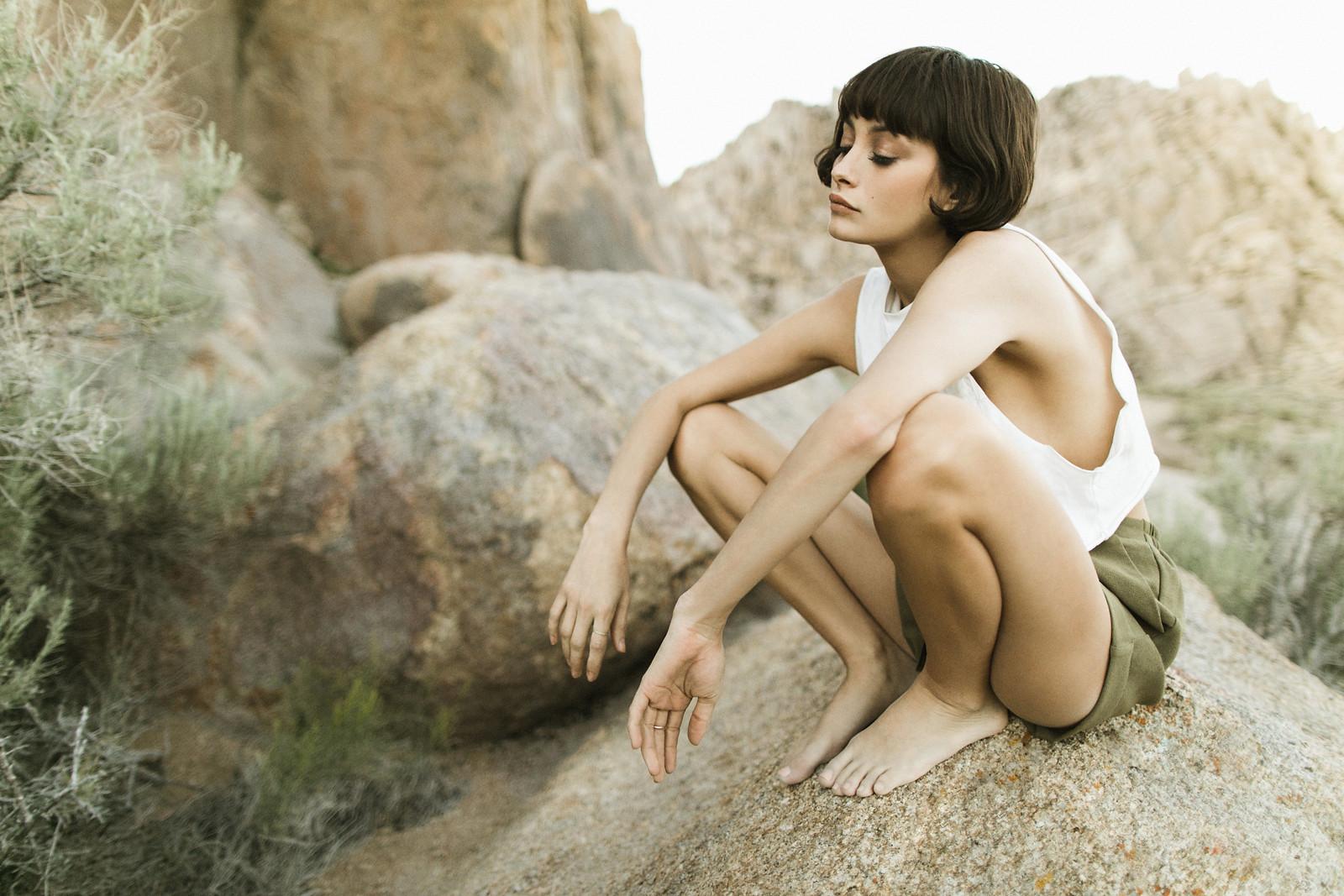 Taylor Lashae // Ben Sasso // Alabama Hills