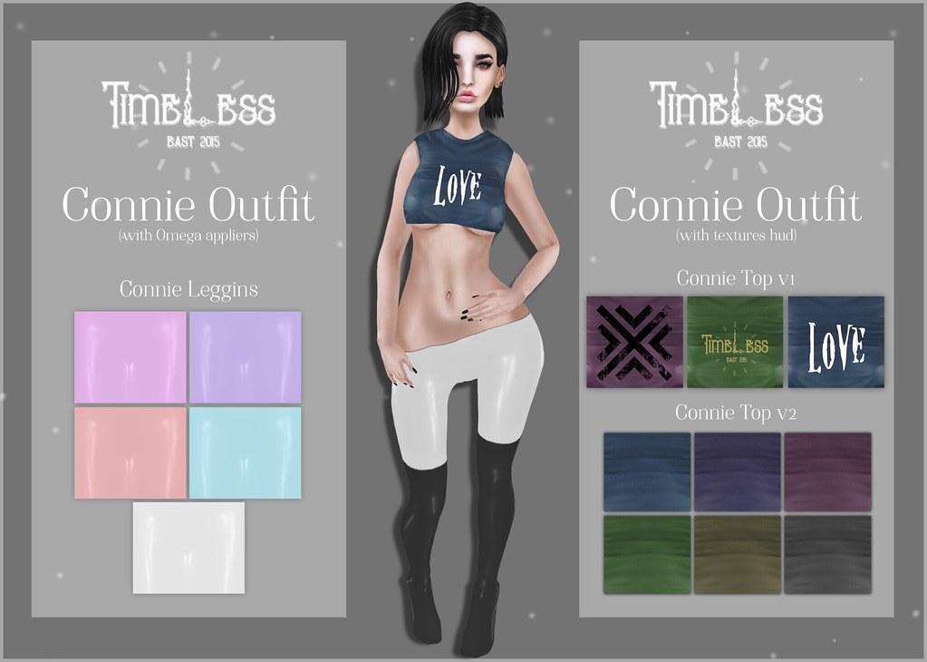Timeless - Connie Outfit - SecondLifeHub.com