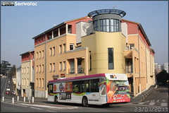 Heuliez Bus GX 327 - CarPostal Macon / TréMA n°208