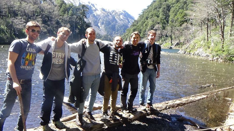 Perez, Anthony; Chile - Cachai Pucon Parte 2 (5)