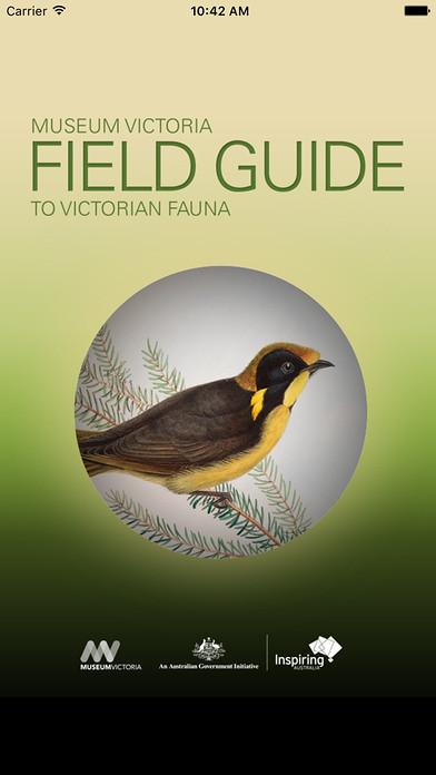 Field Guide to Victorian Fauna
