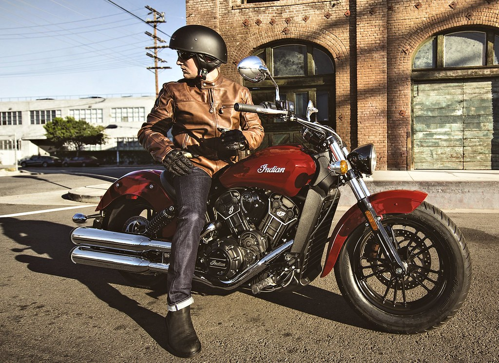 Indian 999 SCOUT Sixty 2018 - 11