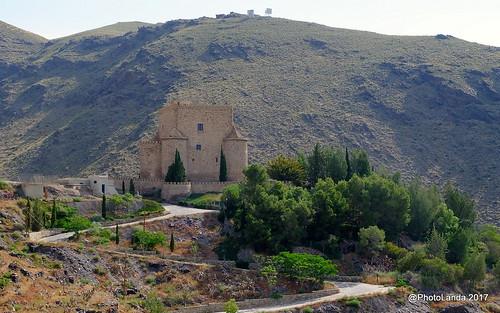 Castillo de Gérgal - Siglo XVI