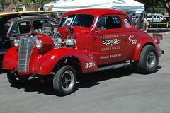 Ol' School Race Car