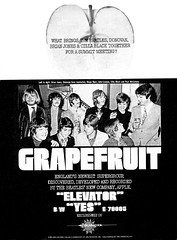 1968 grapefruit & the beatles