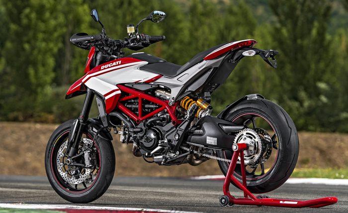 Ducati HM 821 Hypermotard SP 2015 - 3