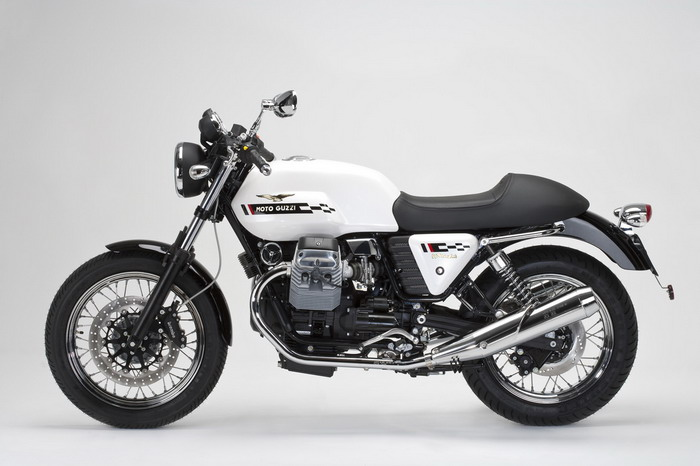 Moto-Guzzi V7 750 Cafe Classic 2010 - 29