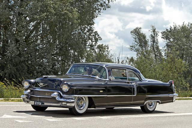 Cadillac Series 62 Sport Coupé 1956 (2480)