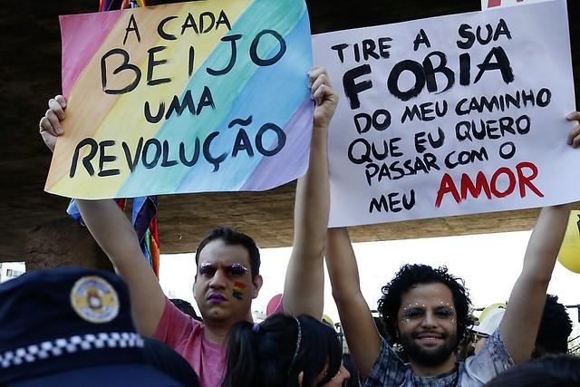 21ª edição do evento celebrou a diversidade e se opôs ao fundamentalismo religioso - Créditos: Rute Pina | Brasil de Fato