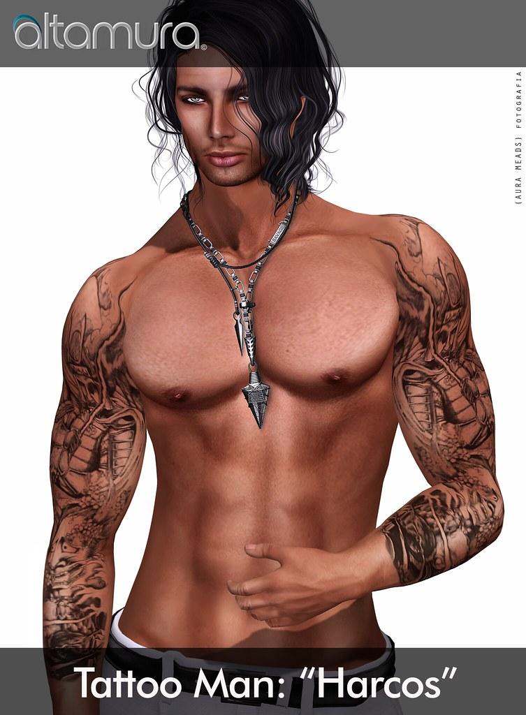 Altamura Group: Harcos tattoo - SecondLifeHub.com