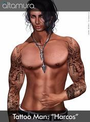 Altamura Group: Harcos tattoo