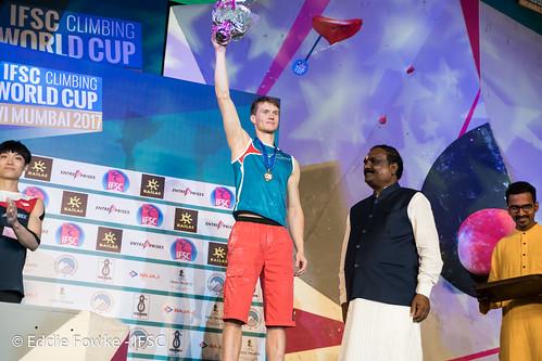 IFSC World Cup Navi Mumbai 2017