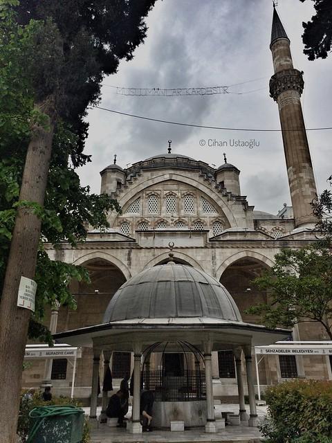 Mimar Sinan'ın Ege Bölgesinde ki tek eseri olan Manisa Muradiye Camii #manisa #camii #mosgue #mimarsinan #muradiyecamii #tarih