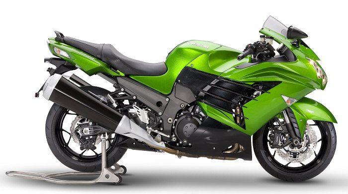 Kawasaki 1400 ZZR 2019 - 28