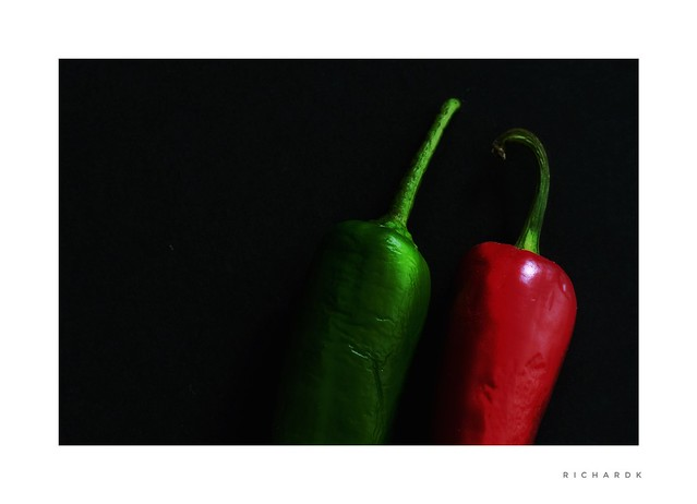 Chilli, chilli is evening time...