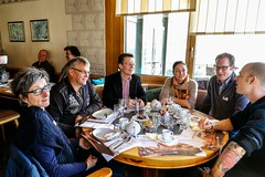 4.1.15:  STOC Brunch Mövenpick & Supercharger Egerkingen