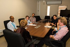 UNICEF Representative meets University College London (UCL) Engineering for Development