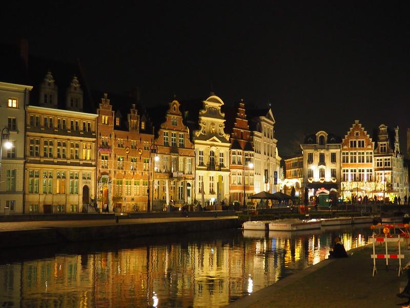 Muelle de Korenlei ¿por qué viajar a flandes? 13 fotos, 13 razones - 34412637433 e7c902f752 c - ¿Por qué viajar a Flandes? 13 fotos, 13 razones