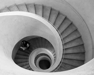 unterlinden museum colmar - the vortex