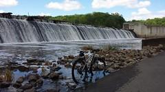 2017 Bike 180: Day 75 - Dam