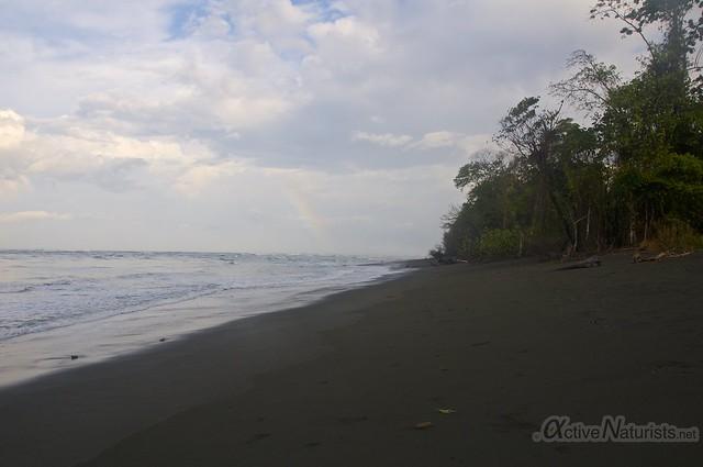 view 0005 Corcovado, Osa peninsula, Costa Rica